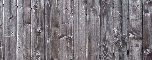 Ergrautes Lärchenholz