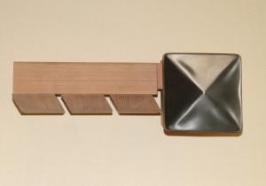 sichtschutz-rhombus Detail