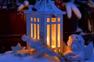 Ihr Kinderlein kommet: Die Engel-Figur ist beliebt im weihnachtlichen Garten.