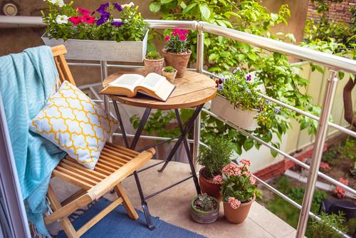 Sichtschutz für Balkone & kleine Gärten | Fröschl Garten Wiki