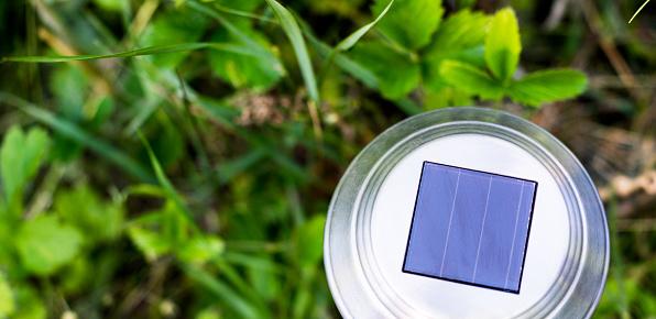 Solar-Power im Garten